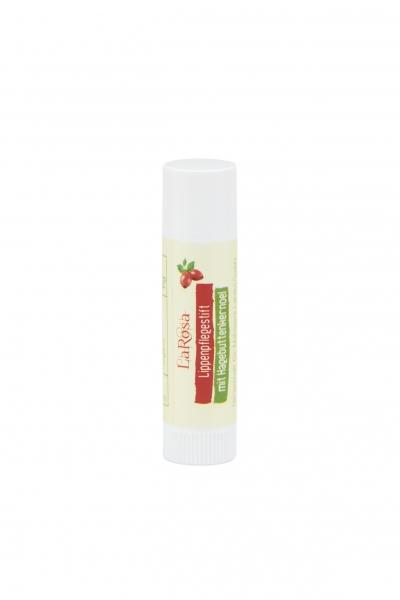 Lippenpflege mit Hagebuttenkernöl 6g