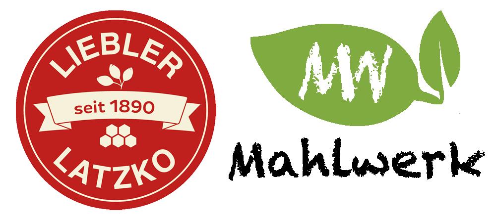 Hagebutten-Produkte und Imkerei-Logo
